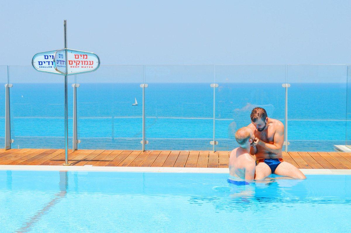 Gay-friendly Carlton Beach Hotel in Tel Aviv |Israel