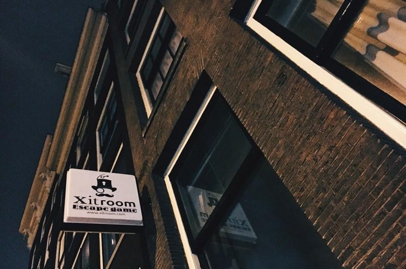 Escape Room Amsterdam Xitroom The Professor © CoupleofMen.com