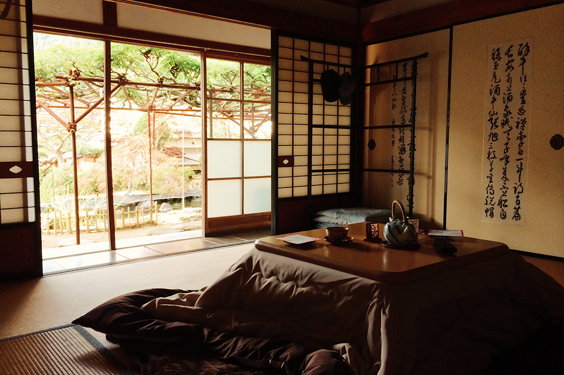 Kumagaiji Buddhist Temple Lodging Koyasan Japan © CoupleofMen.com