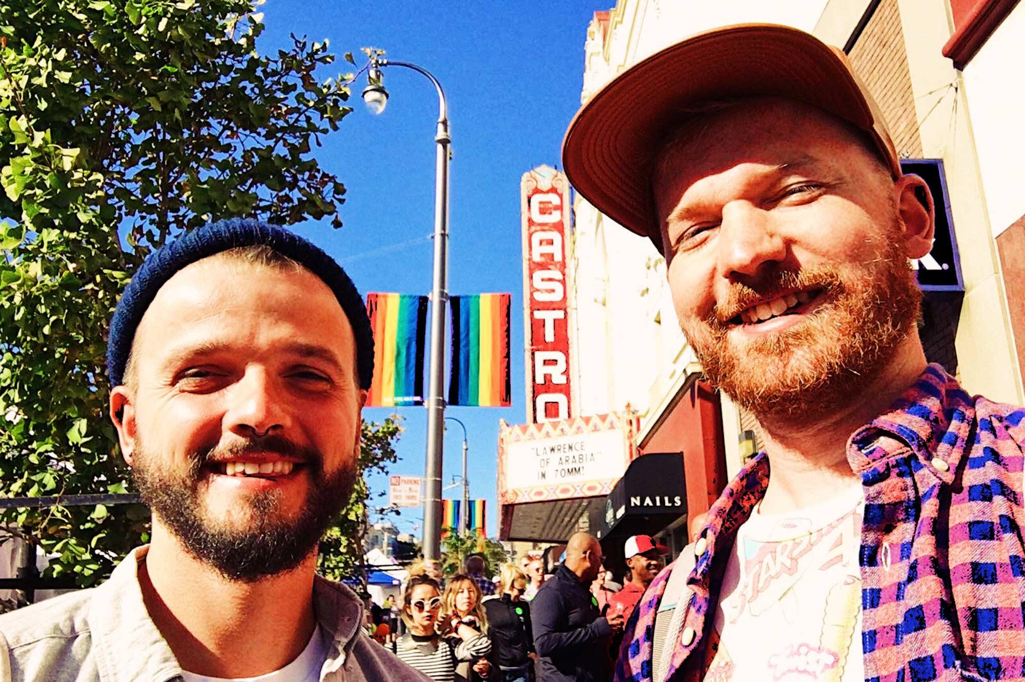 Castro homofil sex