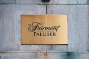 Luxury meets History | Gay-friendly Fairmont Palliser Hotel Downtown Calgary © CoupleofMen.com