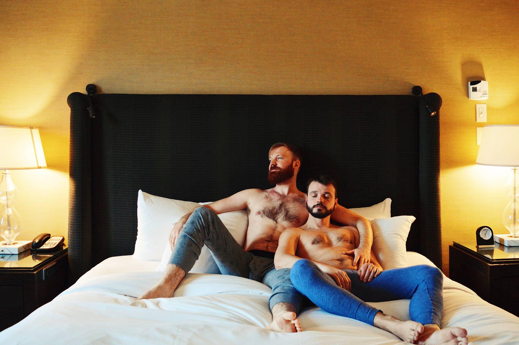 Gay hotel motel