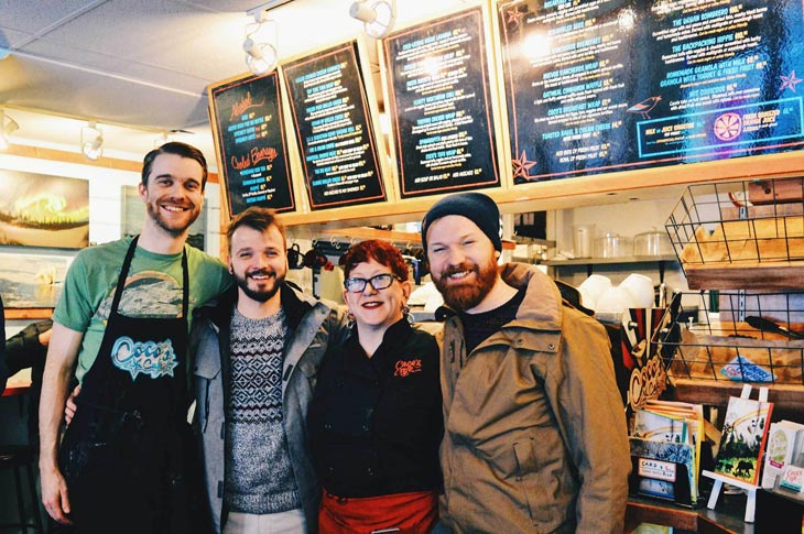 Coco's Café Jasper – Best gay-friendly Food Place in Jasper Town | Canada