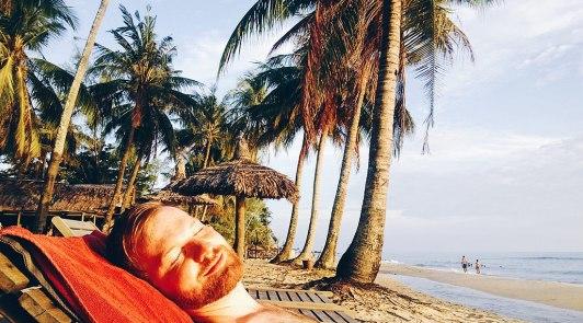 Daan at Mai House Resort on Phu Quoc Island | Top Highlights Best Photos Gay Couple Travel Vietnam © CoupleofMen.com