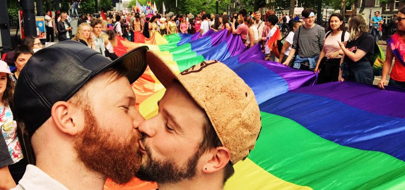 Gay Pride Week Amsterdam | Spartacus Gay Travel Index 2020 © CoupleofMen.com