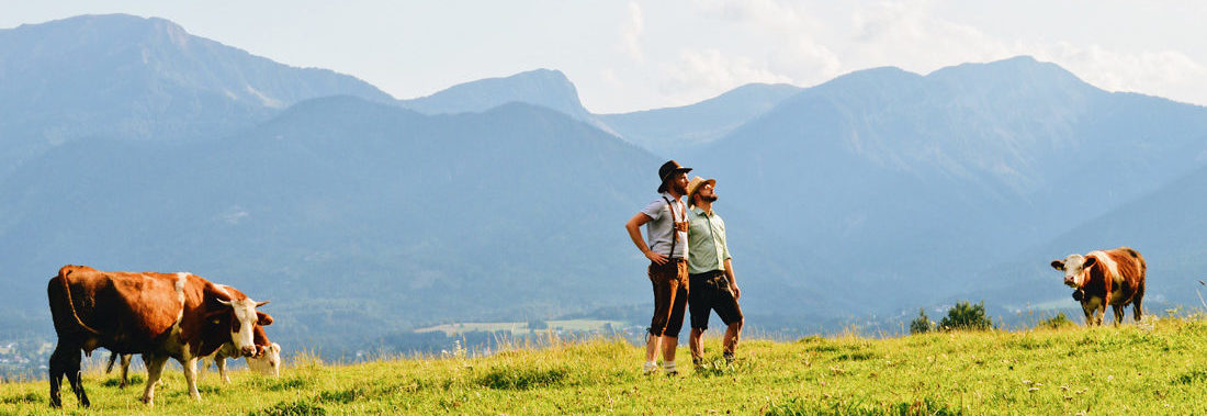 Same-Sex Marriage Austria Lederhosen Tips Traditional Austrian Garments © CoupleofMen.com