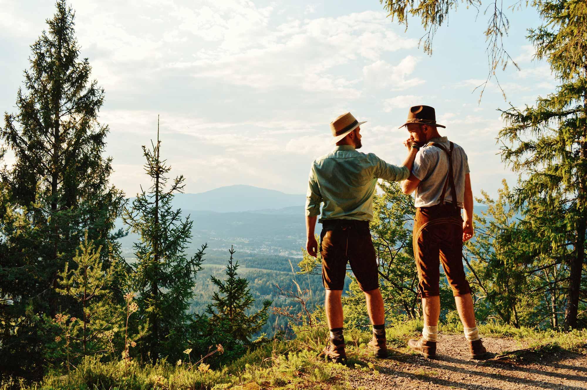 Same-Sex Marriage Austria Gay Travel Guide Carinthia Southern Austria © CoupleofMen.com