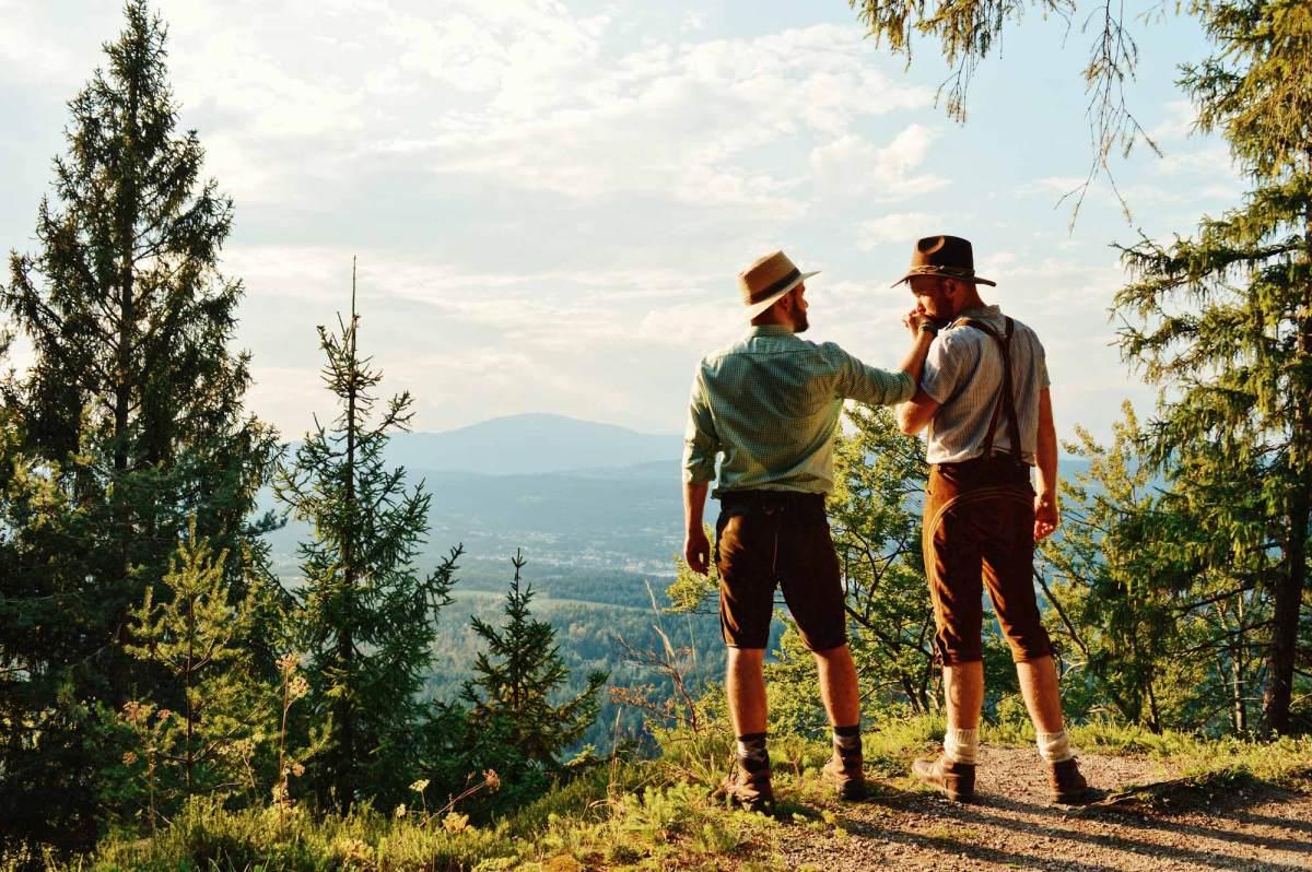Fantastic! Austria just legalized Same-Sex Marriage