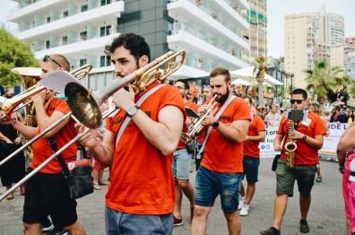 Best Photos of Benidorm Gay Pride Benidorm Gay Pride Rainbow Carnival Spain 2017 © CoupleofMen.com
