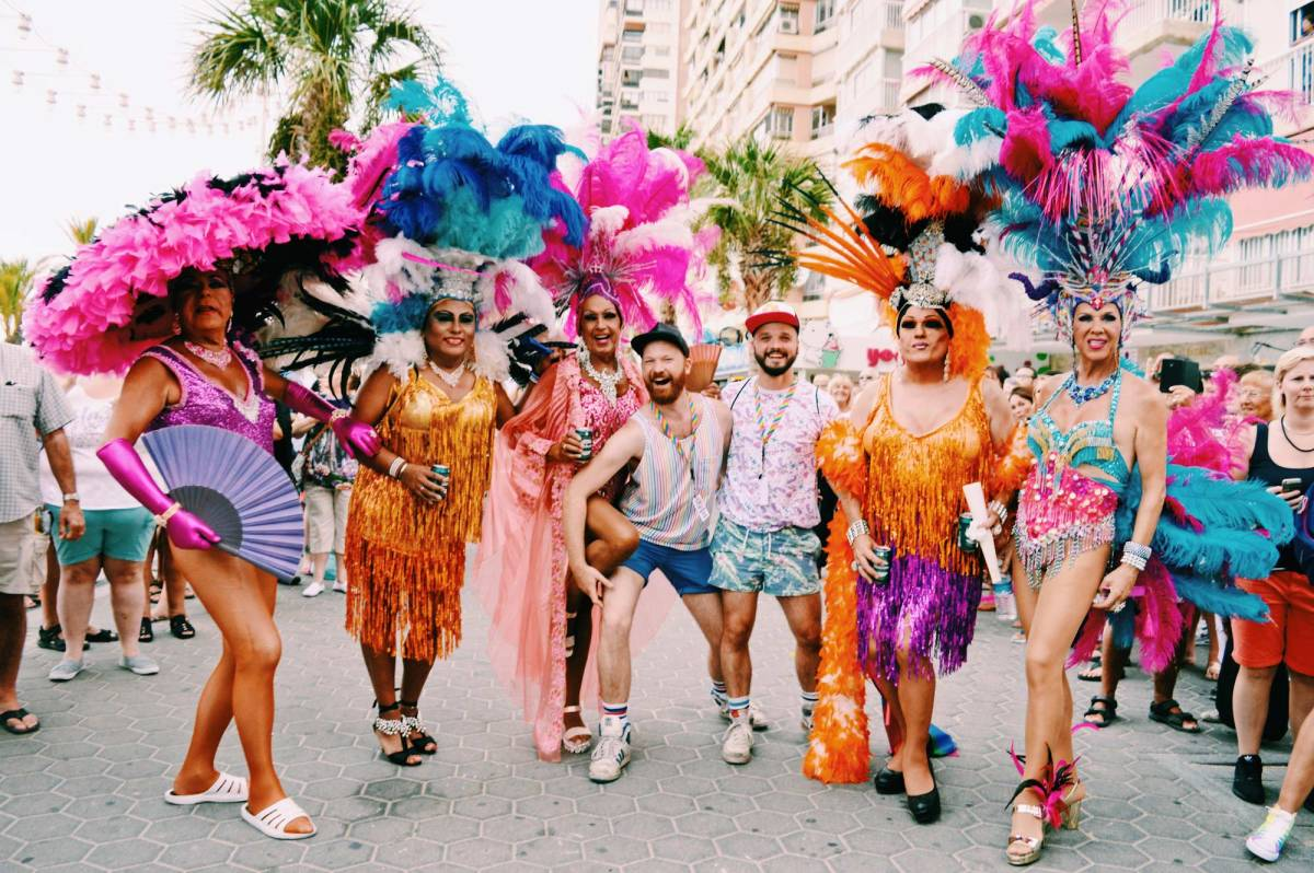 Benidorm Gay Pride: Our Spanish Rainbow Carnival in 2017