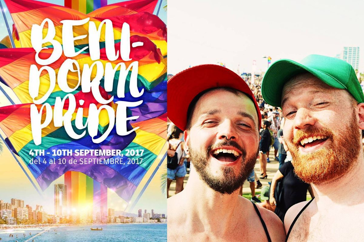 Join us and be part of Benidorm Gay Pride 2018 | Spain