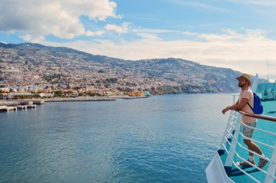 One day on Madeira: Let's go! | Gay Couple Travel Diary The Cruise 2017 © CoupleofMen.com