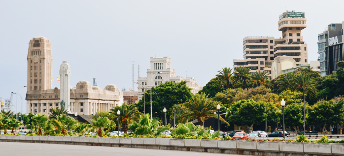 City of Santa Cruz de Tenerife © CoupleofMen.com