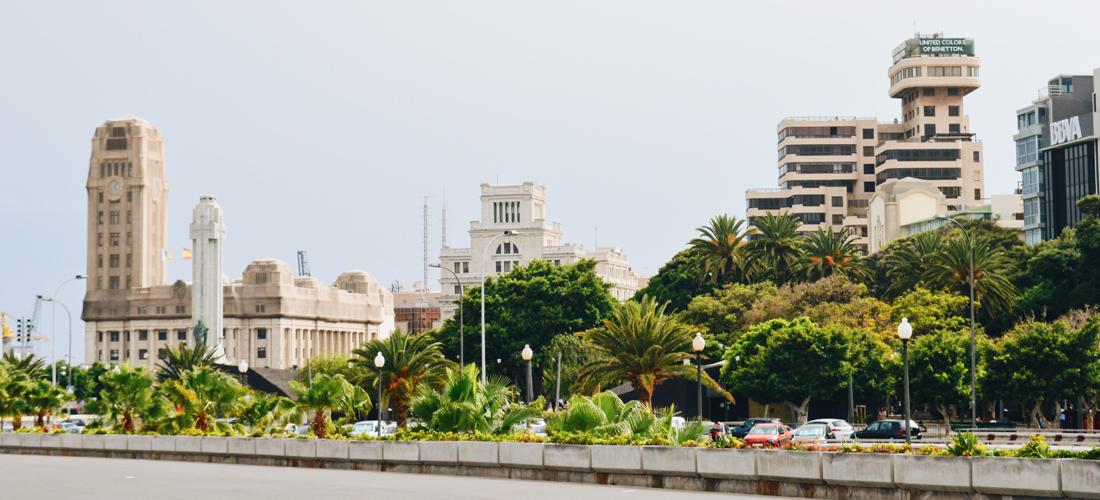 City of Santa Cruz de Tenerife © CoupleofMen.com