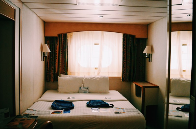 Our Superior Exterior Double Room with a window © CoupleofMen.com
