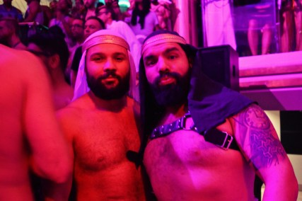 Costa Rican Arabian Nights | Gay Couple Travel Diary The Cruise 2017 © CoupleofMen.com