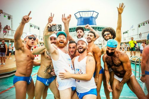 Gay Cruise La Demence The Cruise Gay Men partyTips for the European Gay Cruise | © Coupleofmen.com