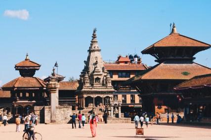 Bhaktapur Durbar Square before the 2015 Earthquake | Gay Travel Nepal Photo Story Himalayas © Coupleofmen.com