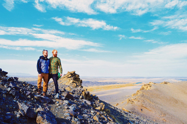 Road Trip Iceland Part 5: A Gay Couple exploring East Iceland to the Edge of the Arctic