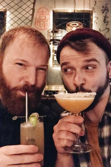 10 Best Gay-friendly Restaurants in Vancouver Schwulenfreundliche Restaurants Vancouver Always the right Cocktail at Mott 32 | Gay-friendly Restaurants Vancouver © Coupleofmen.com