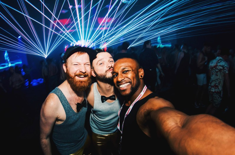 Thank you, Darnell for your great photos of Whistler Pride | Whistler Pride 2018 Gay Ski Week © Darnell Collins