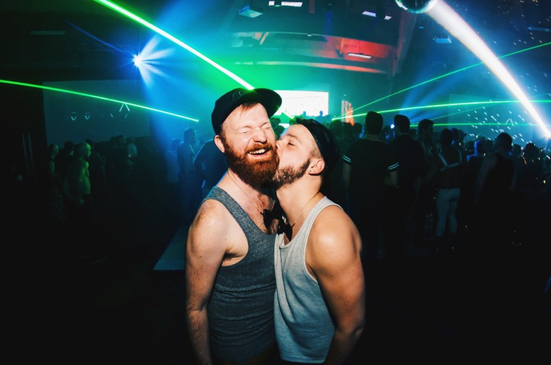 What aGay Ski Week! | Whistler Pride 2018 Gay Ski Week © Darnell Collins