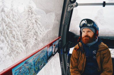Skiing and Snowboarding in fresh Canadian Powder   Whistler Pride 2018 Gay Ski Week © Coupleofmen.com