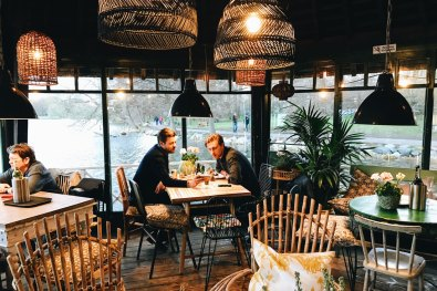 Drinks or romantic dinner at Mälarpaviljongen | Gay Travel Tips for EuroPride 2018 Stockholm © Coupleofmen.com
