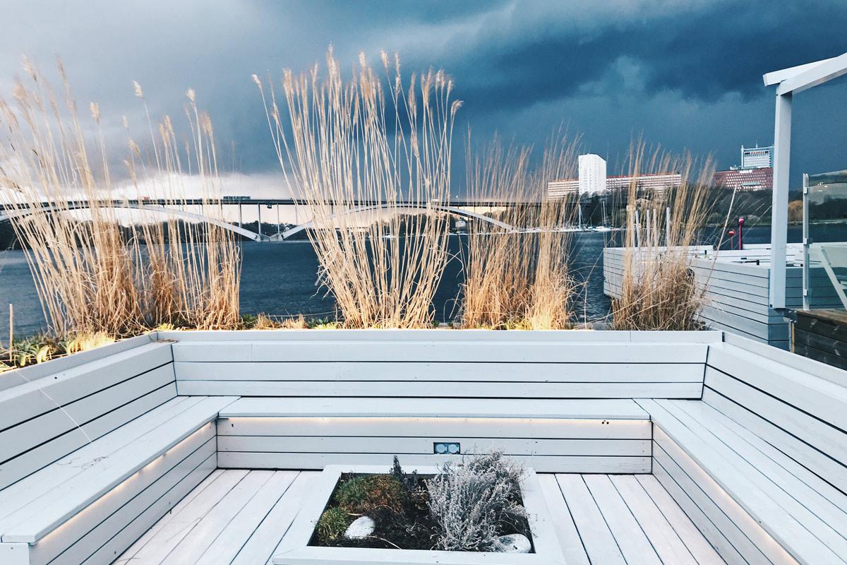 What a lake view at Mälarpaviljongen   Gay Travel Tips for EuroPride 2018 Stockholm © Coupleofmen.com