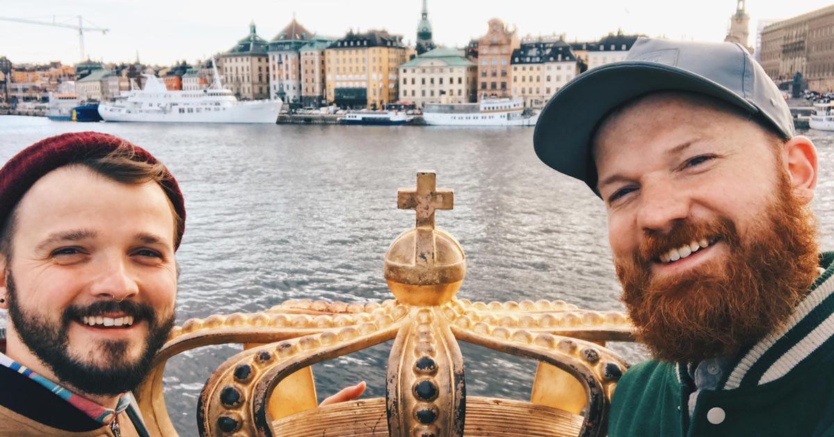 Gay Travel Tips Sweden - Stockholm, Malmö, Skåne © Coupleofmen.com
