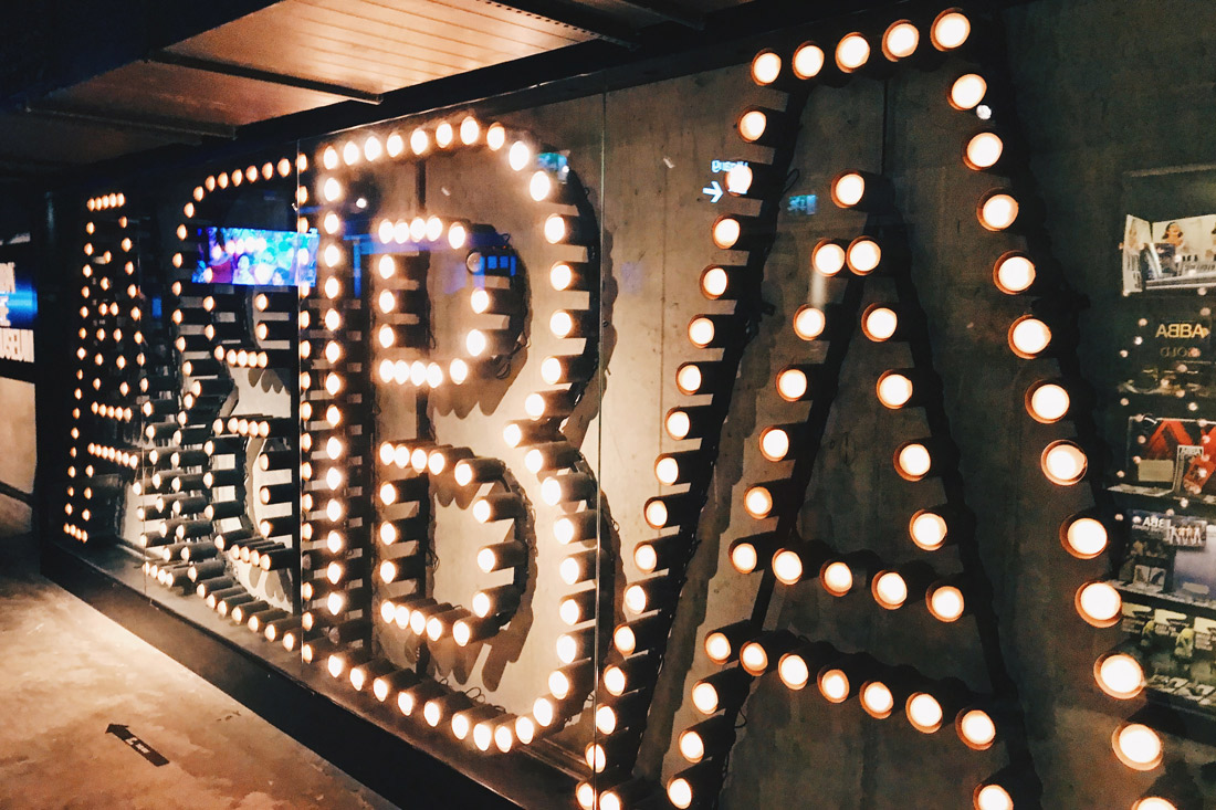 A must do for ABBA fans: The ABBA Museum   Gay Travel Tips for EuroPride 2018 Stockholm © Coupleofmen.com