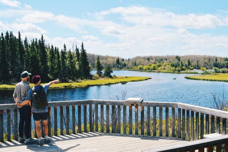 Exploring Cold Lake National Park, Alberta Road Trip Edmonton Northern Alberta © Coupleofmen.com