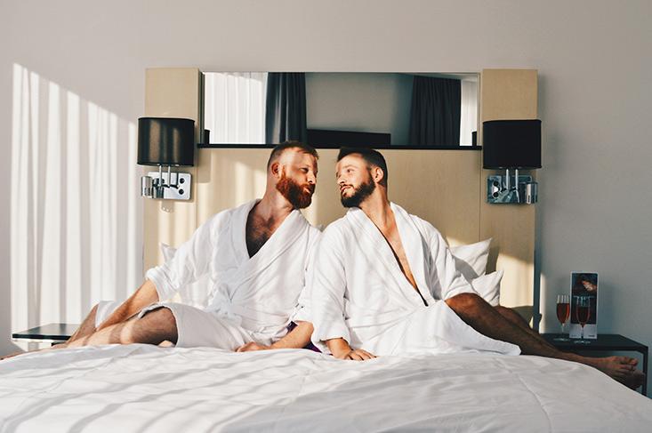 Review: Scandic Berlin Kurfürstendamm gay-friendly Hotel © Coupleofmen.com