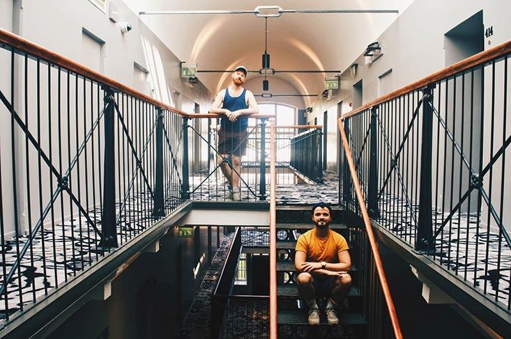 Katajanokka Hotel Helsinki – Finland's most Luxurious Prison