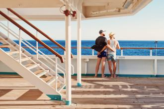 Our 10 Top Highlights of the Gay Cruise by Open Sea Cruises © Coupleofmen.com