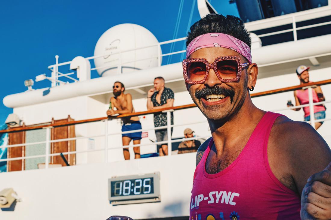 Open Sea Cruises X Axel: 10 Highlights of The New European