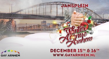 Winter Avenue Arnhem | Gay Christmas Markets 2018 © Gay Arnhem