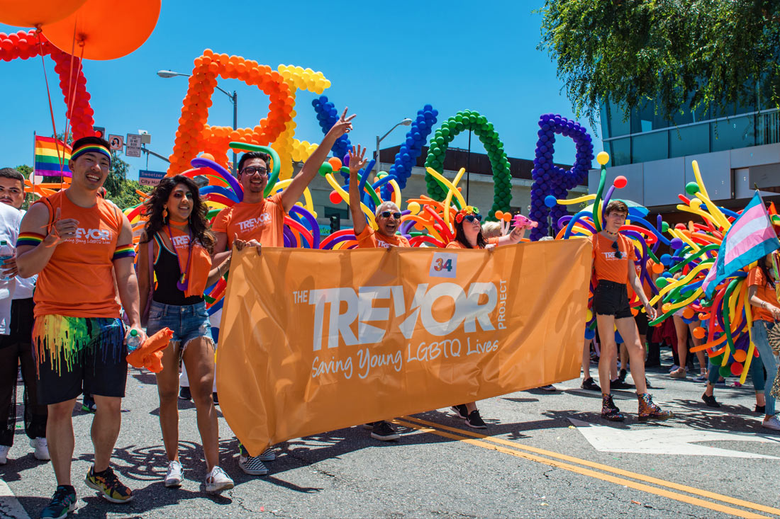The Trevor Project | Gay Travel Blog - Couple of Men
