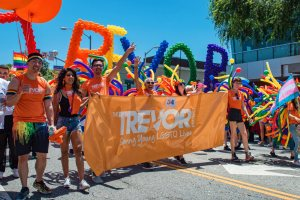 Saving Young LGBTQ+ Lives - The Trevor Project helps young queers in need © Coupleofmen.com