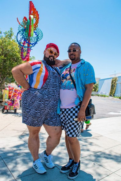Own it and make it your own Pride - Proud and out comes in all its facets during LA Pride 2019 © Coupleofmen.com