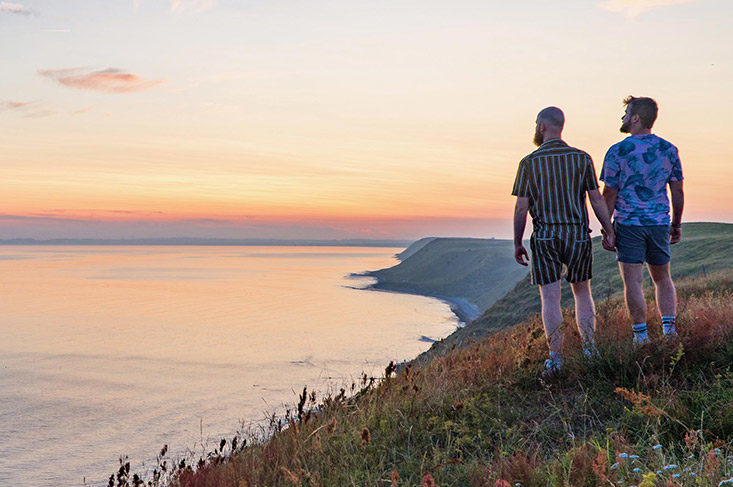 Gay Summer Road Trip Skåne Southern Sweden © Coupleofmen.com