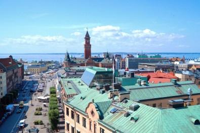Helsingborg - A city full of history in South Sweden © Coupleofmen.com