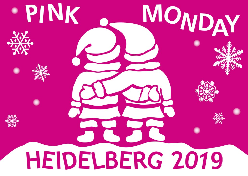 Pink Monday Heidelberg | Gay Christmas Markets in Germany 2019 © Pink Monday Heidelberg