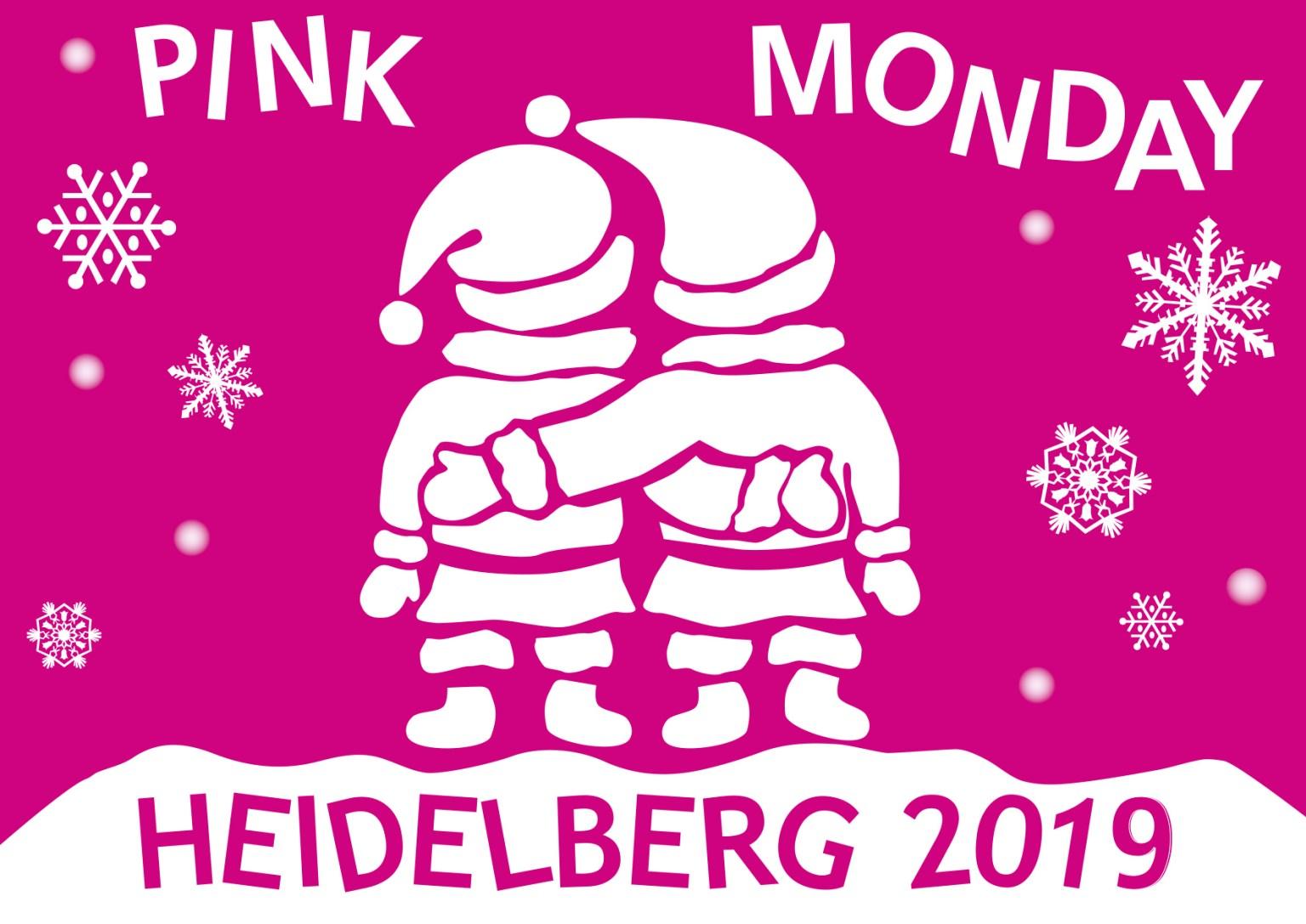 Pink Monday Heidelberg   Gay Christmas Markets in Germany