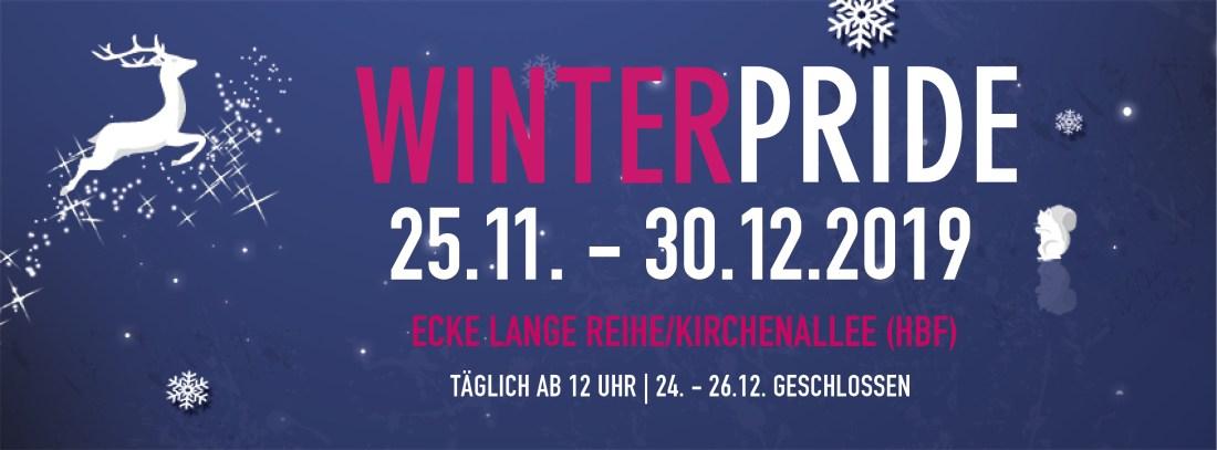 Winter Pride Hamburg   Gay Christmas Markets in Germany 2019 © Winter Pride Hamburg