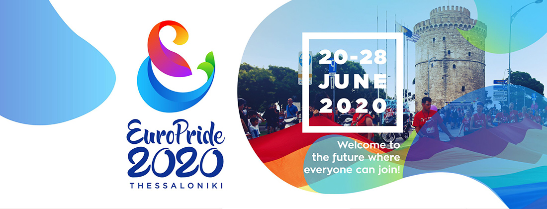 EuroPride Thessaloniki Gay Events 2020 © Thessaloniki Pride