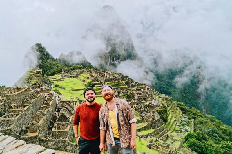 LGBTQ+ Storyteller Award Gay Peru Travel Guide: Lima, Cusco, Machu Picchu © Coupleofmen.com