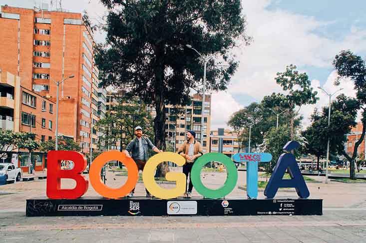 Tagebuch unserer Reise ins schwulenfreundliche Bogotá