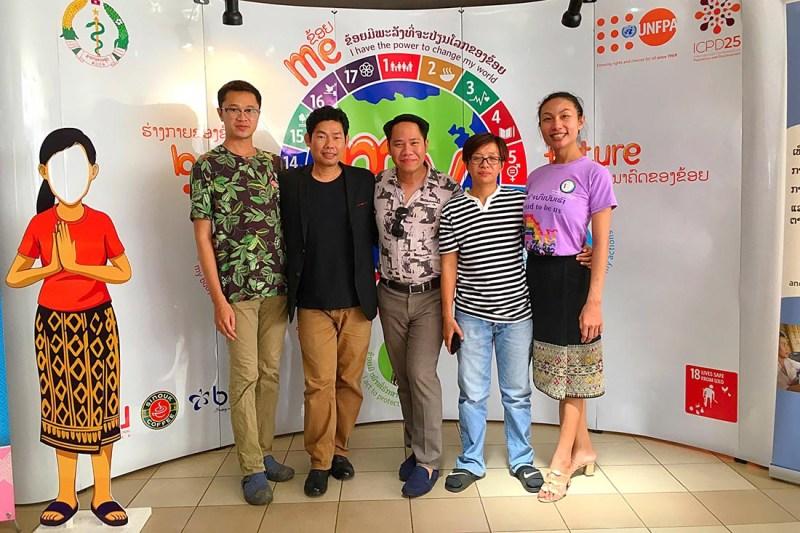 Proud to be Us (PTBU) - LGBTQ+ in Laos