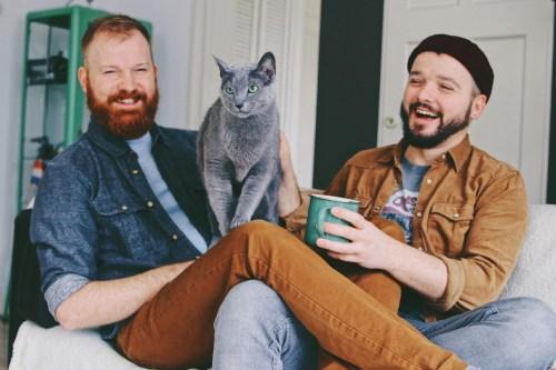 LGBT & Gay Stories on Couple of Men © Coupleofmen.com